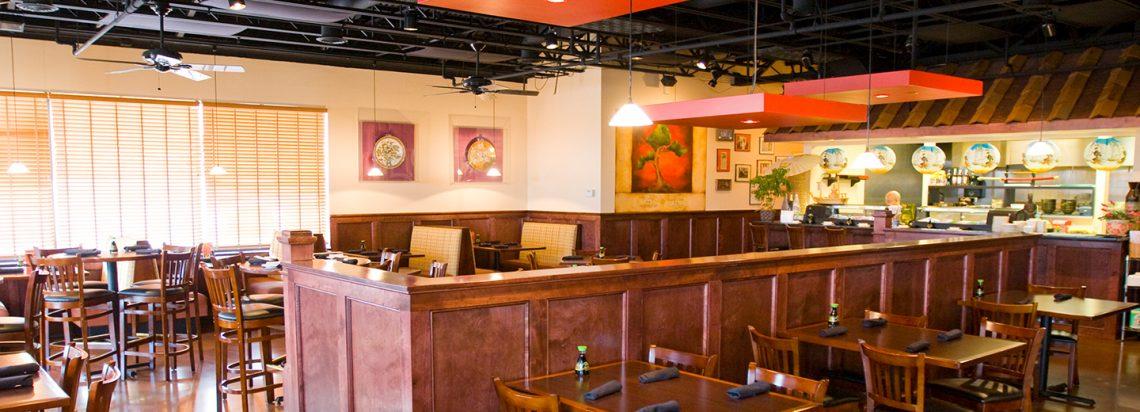 Mandarin Grill & Sushi Bar