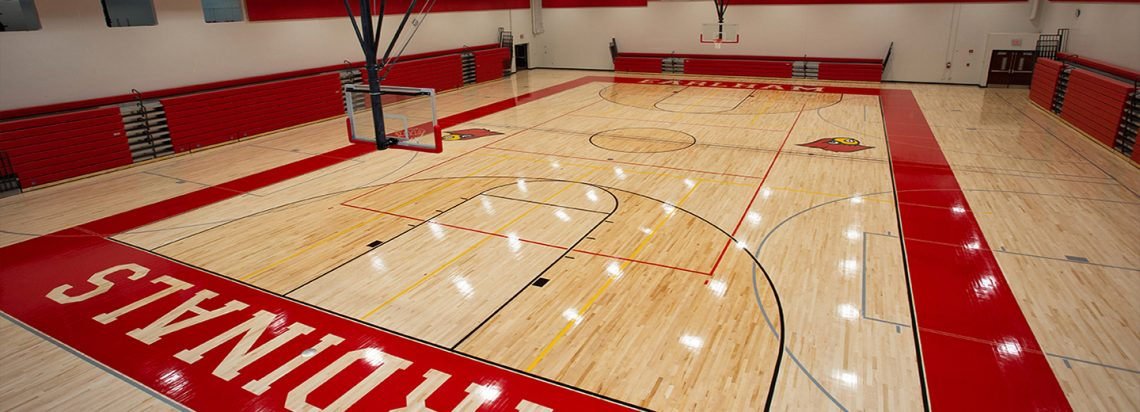 Earlham High School Gymnasium Addition