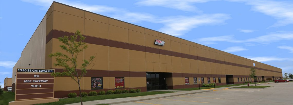 Hubbell Realty Company Grimes Distribution Centers
