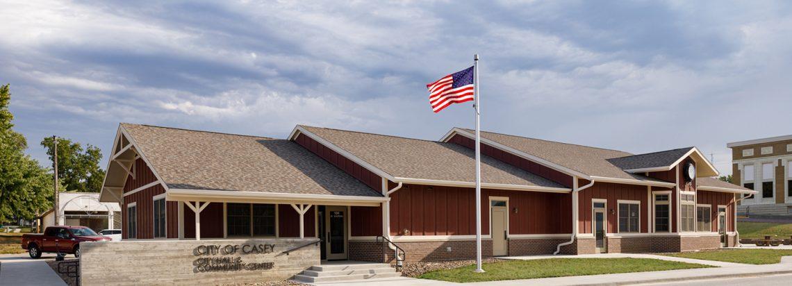 Casey City Hall & Community Center