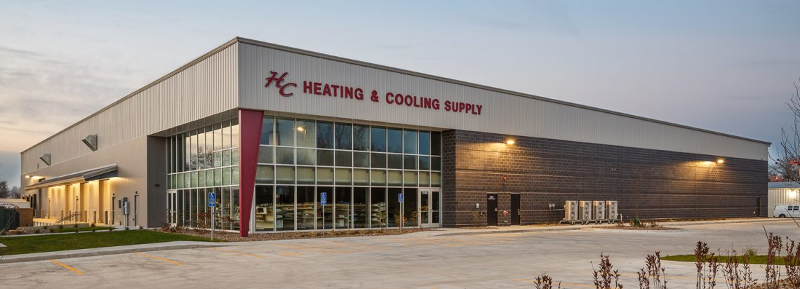 Heating & Cooling Supply